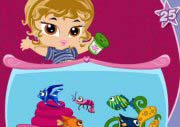 Baby Bratz Fish Sale