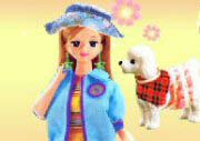 Barbie And Dog