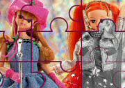 Barbie Friends Puzzle