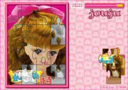 Barbie Lady Puzzle Game