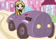 Bratz Girls Star Races