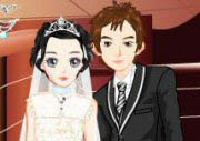 Bridegroom And Bride