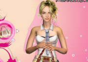Britney Spears 3d Dress Up