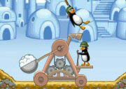 Crazy Penguin Game