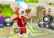Dancer Monkey Game