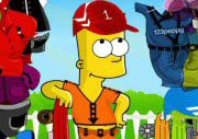 Dress Up Bart