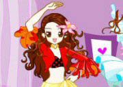 Dressup Dancing Girl