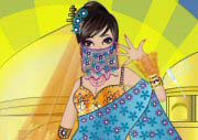 Dress Up Indian Girl