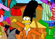Dress Up Marge Simpson