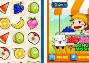 Fruits Puzzle Game