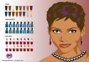 Halle Berry Make Up
