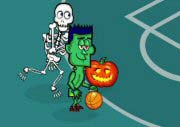 Hallowen Basketball