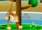 Hit Monkey Game