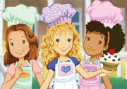 Holly Hobbie Friends