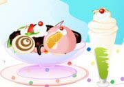 Ice Cream Table