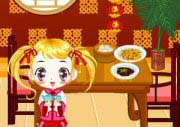 Little Girls Restaurant Game