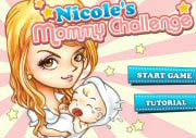 Nicoles Mommy Challenge Game