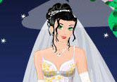 Night Wedding Dress