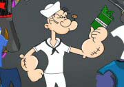 Popeye Dress Up