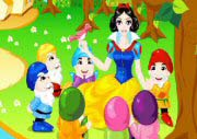 Princess And 7 Dwarfs