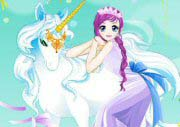 Princess And Horse