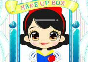Red Hatted Girl Make Up