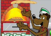 Rolfs Fun Time Pizza Making Game