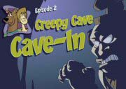 Scooby Doo In Cave