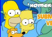 Simpsons Homer Game
