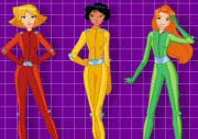 Totally Spies Game